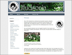Hudsonia Ltd. - Environmental Research & Education