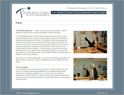 The Centering Studio - Pilates